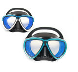 Mascherina adulta di immersione subacquea, mascherina professionale di immersione subacquea, mascherina di Gopro di immersione subacquea