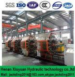 Super Alta Presión, de cuatro espiral de alambre de acero reforzado manguera hidráulica Instalación de tuberías SAE100r12
