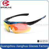 New Summer Myopia Style Sunglasses Custom Brand Polarized Outdoor Sport Eye Protect Óculos de sol Moda Mountain Cycling Eyewear
