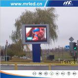 Mrled P31.25mm farbenreiches im Freienbekanntmachen LED Anschlagtafel/ P31.25mm LED-Bildschirm