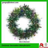 Венок сусали зеленой травы украшения праздника