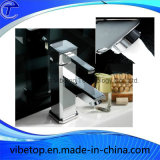 Pipe de robinet de bassin de cuisine d'acier inoxydable de traitement de Singel