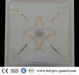 Plafond chaud de PVC du panneau 59.5cm 60cm de PVC de timbre