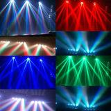 Het Stadium die van DJ het Hoofd LEIDENE van de Spin Licht van de Straal bewegen