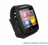 Relógio esperto Android esperto Android do ósmio do relógio U18 do cartão de SIM/TF