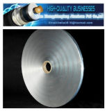 Cinta de poliéster compuesta de película de aluminio Cinta laminada para blindaje de cables