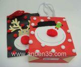 Los cabritos encantadores modificados para requisitos particulares promocionales de China adornan la bolsa de papel del regalo