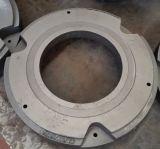El bastidor del hierro del OEM, bastidor de arena, rueda la pieza del peso contrario