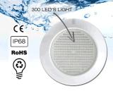 12V AC/DC 300 LED Underwater Pool Light, Pool e SPA Underwater LED Light