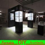 Портативная многоразовая стандартная будочка выставки для модульной стойки индикации