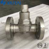 Purgeur de vapeur bimétallique d'acier inoxydable