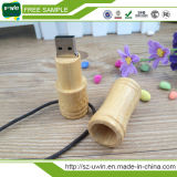 Unidade flash USB de madeira natural