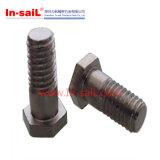 Болты головки шестиугольника DIN 6914 высокопрочные для структурно стальной скреплять болтами