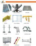 Plate-forme de fonctionnement suspendue de construction de bâtiments