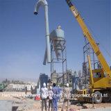 Chaîne de production efficace de poudre de gypse de Dci