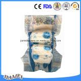 Constructeur de couche-culotte de bébé d'économie en Chine, marque célèbre de couche-culotte de bébé