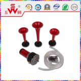 3 maneira ABS Auto Air Horn para Car Parte