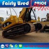 日本元の使用された幼虫320dの掘削機か坑夫の猫320dの掘削機