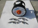 FRP Drukvat 4 '' 8 de Hoge Filter van de Stroom '' voor het Industriële Systeem van het Water RO