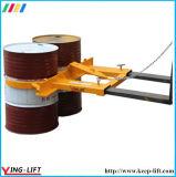 самосхват барабанчика емкости 340kg для одиночных стальных барабанчиков Dg40