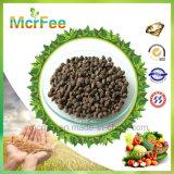 Água do preço de fábrica - fertilizante granulado solúvel do composto NPK Te 17-7-17