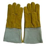 14 дюйма Кевлар перчатки безопасности заварки