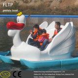 Barco plástico del pedal del viaje de la playa comercial de los barcos