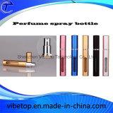 Botella de perfume de aluminio de 5ml con ventana abierta (APB-14)