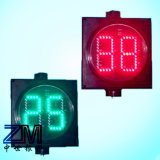 Two Digits Red & Green LED Countdown Meter / Temporizador de contagem regressiva digital