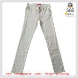 Pantalones del tipo de tela de algodón de las nuevas de la manera de Stylished mujeres del diseño