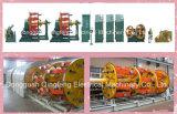 Equipamento para a manufatura do cabo elétrico - máquina planetária do expedidor de cabogramas