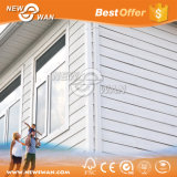 Smooth, Wood Grain Fiber Cement Board for Exterior Siding, Tiled Walls, Flooring