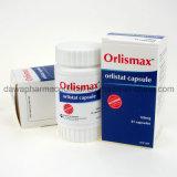Capsule de régime pertinente d'Orlistat pour la perte de poids