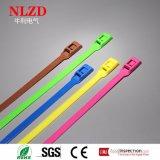 Laços Inline da tração das cintas plásticas do perfil baixo da alta qualidade para o campo de jogos e a piscina internos