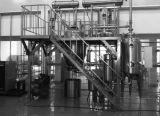 Terminar a fábrica de tratamento desobstruída do sumo de maçã