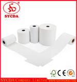 Papel termal de la calidad del uso de la impresora del recibo