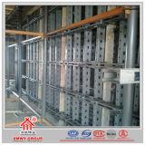 De de Scherende Muur van het Product van Heibei & Bekisting van de Kolom voor de Concrete Steun van de Plaatsing