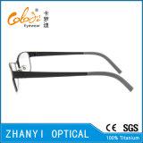 Bunter leichter Voll-Rahmen Titanbrille Eyewear optische Glas-Rahmen (9113)