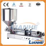 Semi-Auto máquina de engarrafamento líquida
