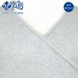 La MI mode grise de V-Collet de chemise amincissent le chemisier