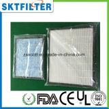 H14 filtro da fibra de vidro HEPA