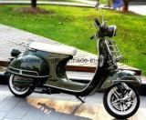 Slimme Krachtige Elektrische die Motorfiets 1000W Vespa in China wordt gemaakt