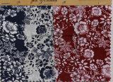 Impression artisanale New Design Men's Cotton Skinny Necktie