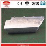 Facciata di alluminio della parete della decorazione della parete esterna (OEM fornito)