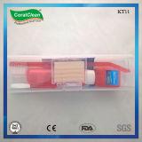 標準プラスチックの箱の1つの歯科矯正学キットに付き5つ
