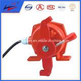 Interruptores del desalineamiento para la protección del transportador de correa contra flecha doble