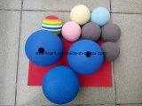 Esfera de borracha Bouncy das esferas da espuma de EVA da alta qualidade