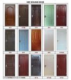 De witte Huid van de Deur van de Inleiding HDF Gevormde (deurhuid)