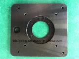 Peças sobressalentes personalizadas em alumínio, Derlin, aço inoxidável CNC