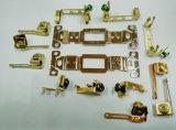 Metallo del lamierino magnetico del bottaio che timbra parte